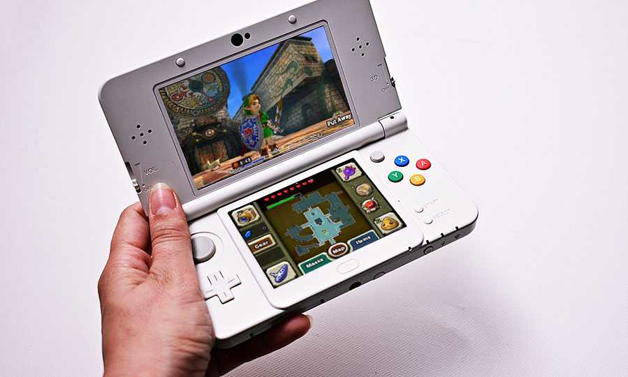 How to play DS ROMs on 3DS