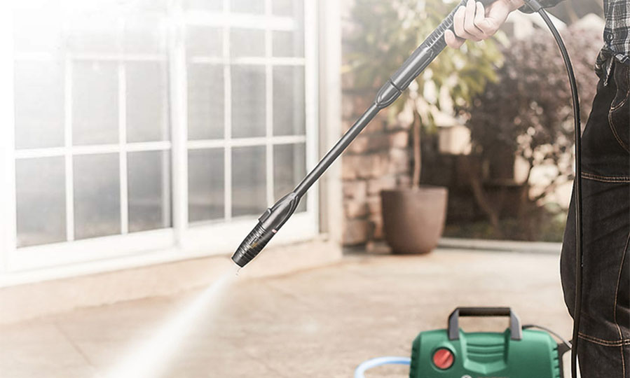 8 things you should never pressure wash