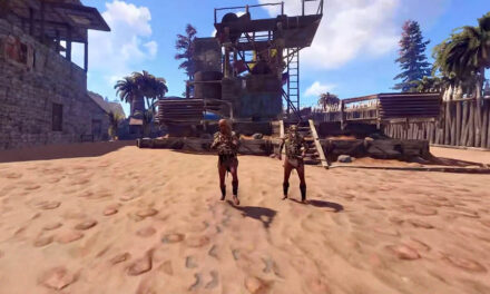 Beginner guide on how to play Rust