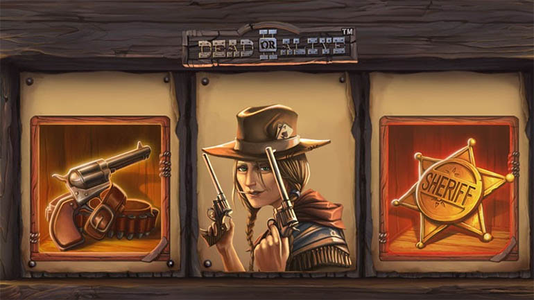 Dead or Alive slot Belle Starr