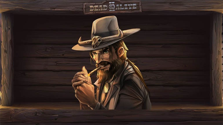 Dead or Alive 2 Slot Jesse James