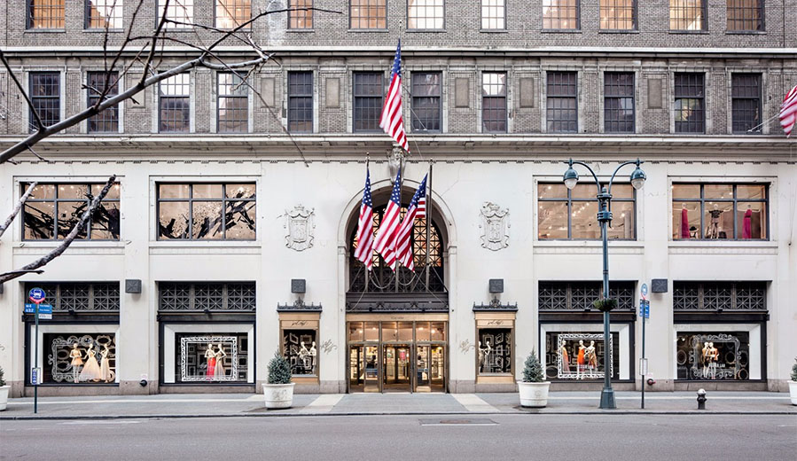 Lord & Taylor flagship launches the largest dress destination in New York