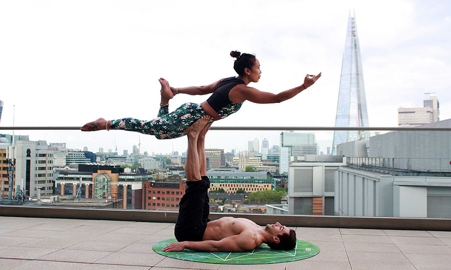 Your go-to list of acroyoga festivals around the world
