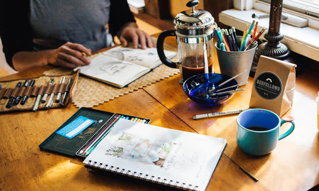 Tap into your creativity with these helpful tips