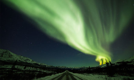The shields of Valkyries: Norway economy buoyed by aurora