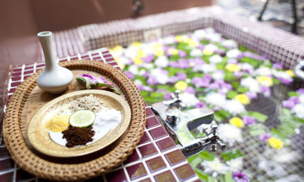 Turning your bathroom into a personal spa