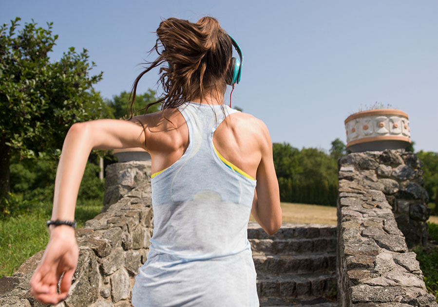 Benefits of jogging for women