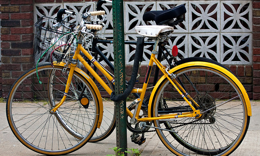 Learn how to keep your bike safe and secure wherever you go