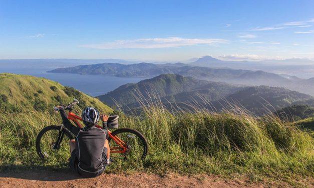 3 benefits of riding an e-mountain bike