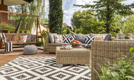 9 reasons to use carpets for outdoor