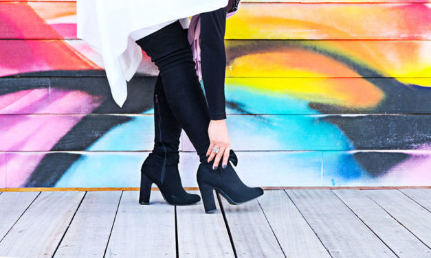 Take your style up a notch with stunning pairs of ankle boots