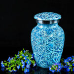Rituals to transfer ashes to a burial or cremation urn