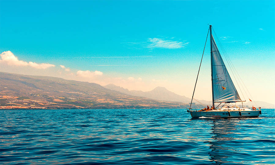Anchors aweigh! Getting to know the basics of sailing