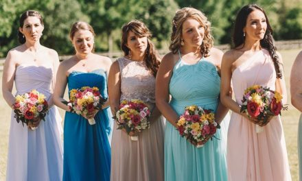 2019 hottest color trends for bridesmaid dresses
