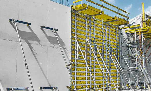 Working with formwork: the challenges and the solutions