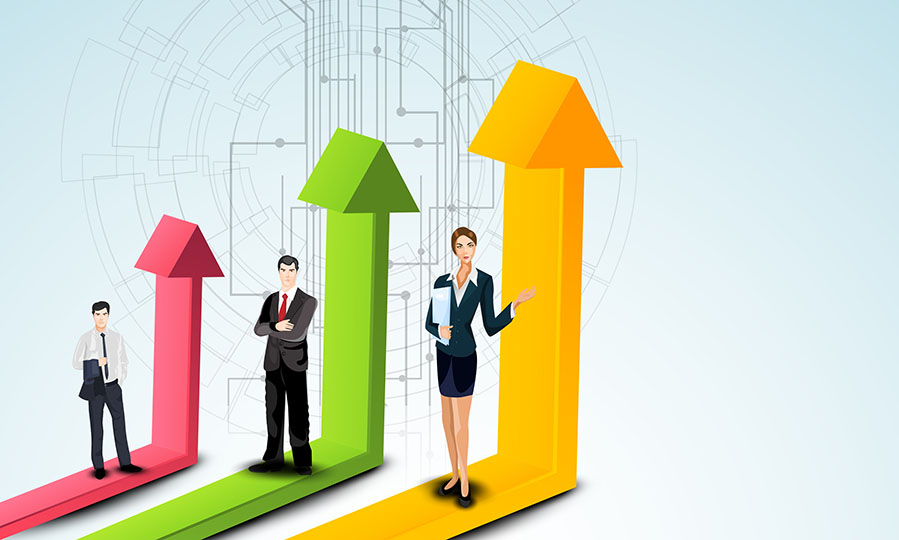 4 ways to help your business grow & overcome challenges