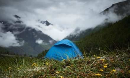 Tips for rainy-season campers
