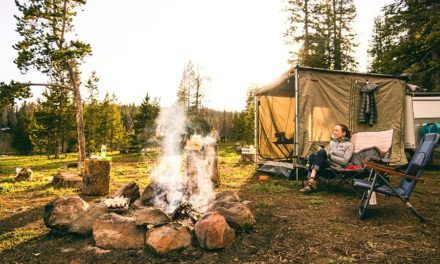 All you need to pack for a perfect camping trip