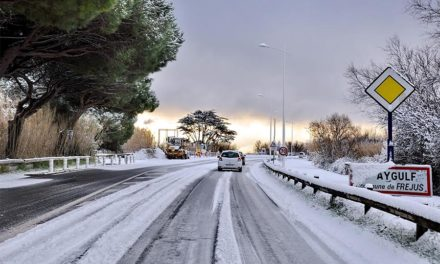 3 tips for driving safely on icy roads