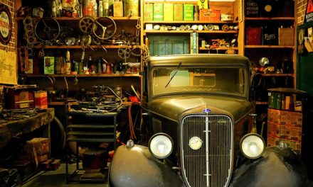 Great ideas for fixing up your garage