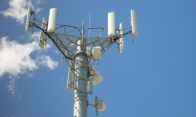 What determines cell tower lease rates?