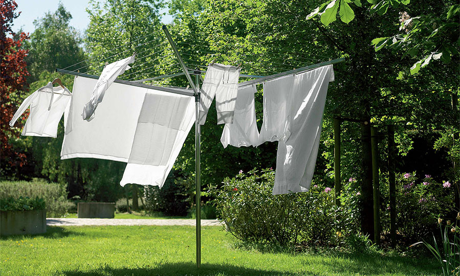 Drying your clothes