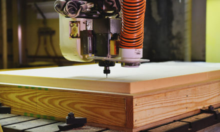 Increasing the potential of CNC router technology