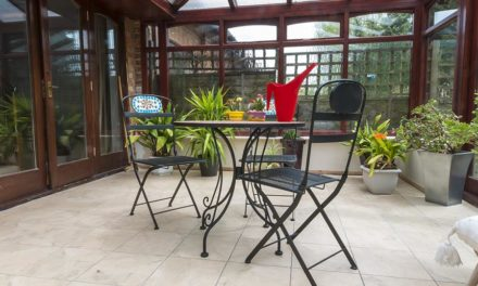 How to get your conservatory ready for the summer months