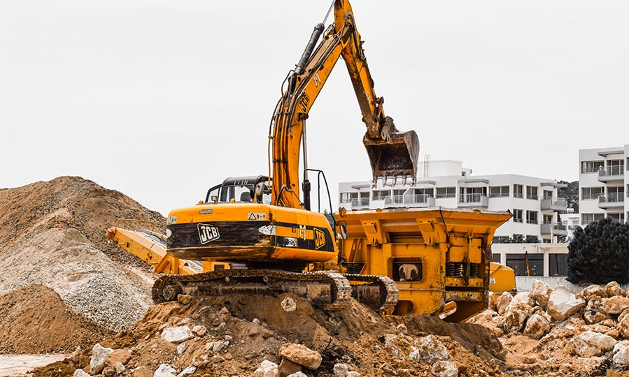 Construction machinery every construction site should have