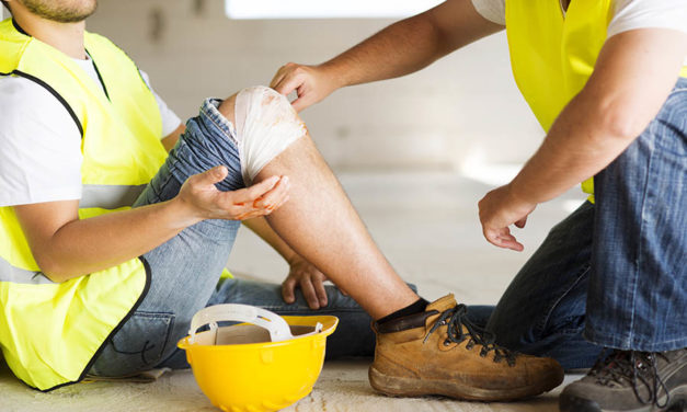 Injured in a construction site accident? Don't forget to take these 5 steps