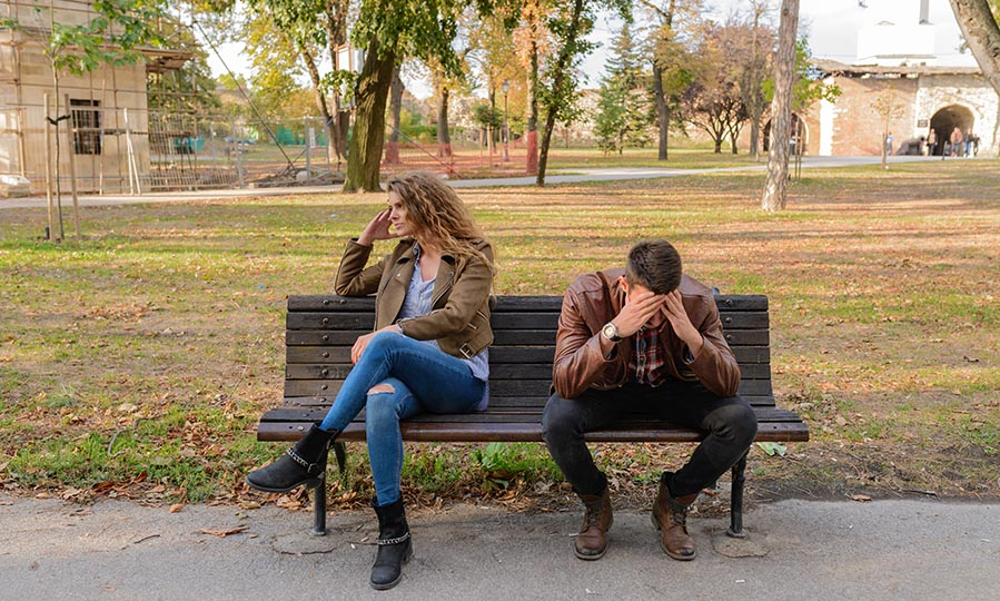 Keep calm and avoid these 5 mistakes in your relationship