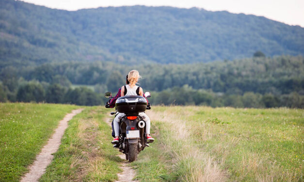 How to get into adventure riding?
