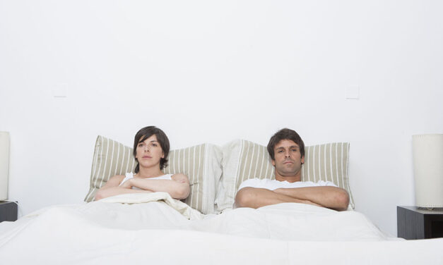 Could these underlying issues be ruining your sex life?