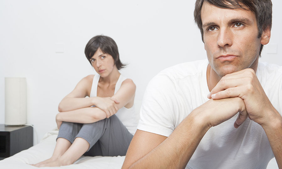 5 ways to combat anxiety in the bedroom