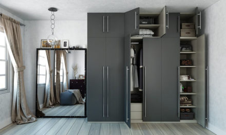 Modular wardrobes: a key to smarter homes