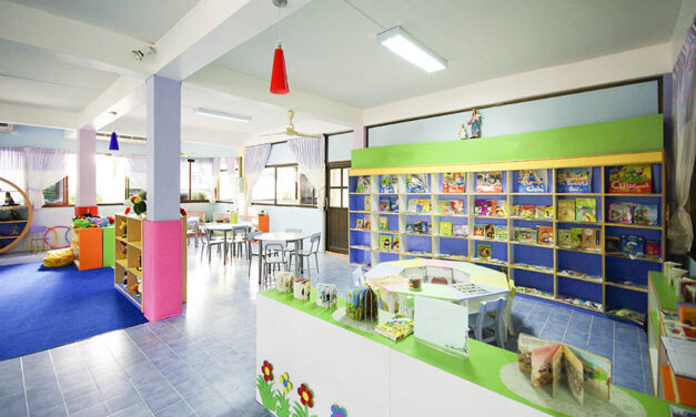 Benefits of daycare for both children and parents