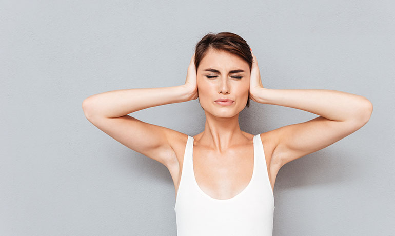 ear pain tinnitus