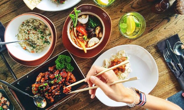 How to enjoy your travel and take great food photos along the way