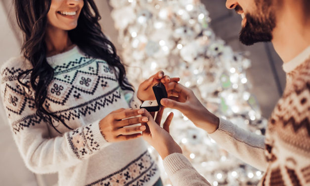 Say Yes to the perfect holiday proposal!