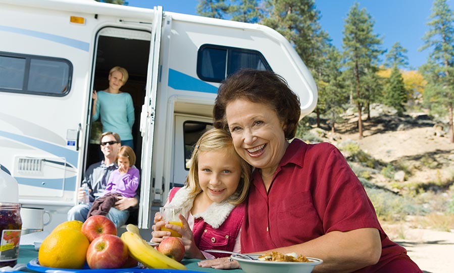 Simple learner's guide to the world of RV-ing