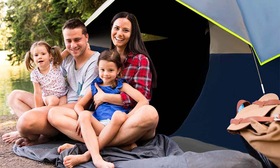 Look for these features while getting a large tent