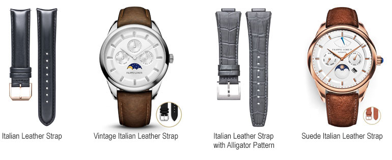 filippo loreti watch straps