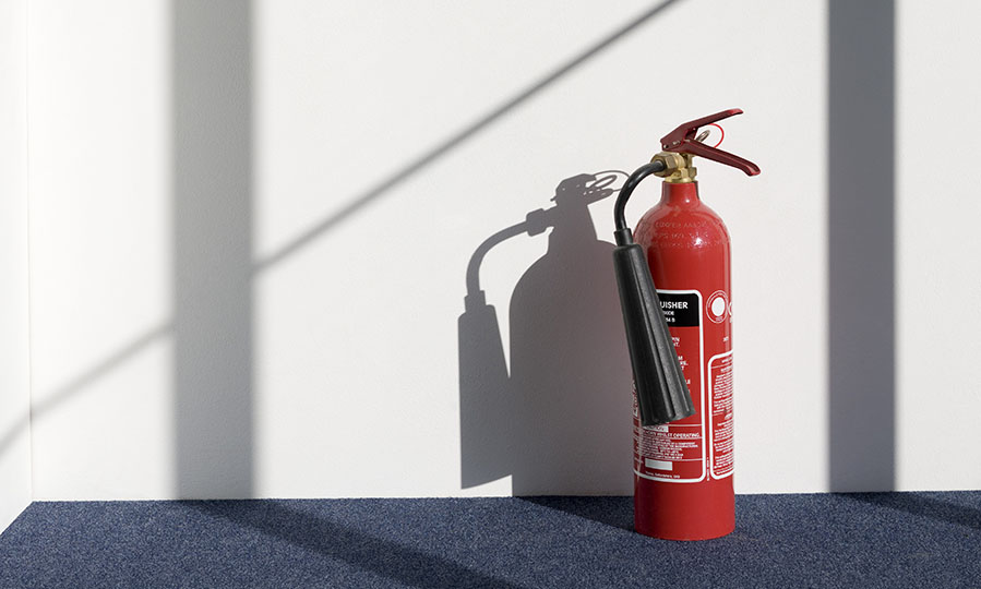 The most essential places to keep a fire extinguisher in your home