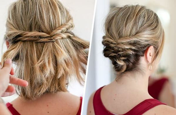 Tutorial Of Making A Fresh Fishtail Braid Hairstyle Life Is An Episode