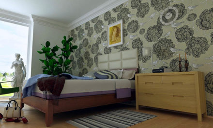 7 wallpaper styles to transform your apartment