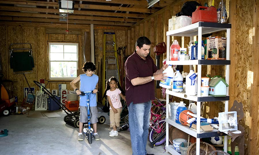 Essential home garage safety tips to remember