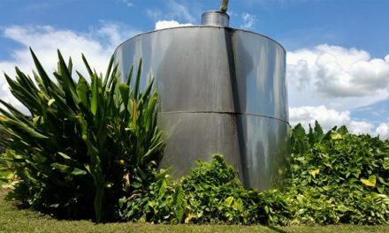 What is a water tank system and how does it work?