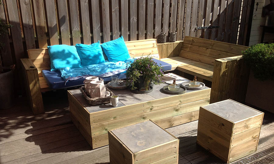 Best furniture to have in your garden