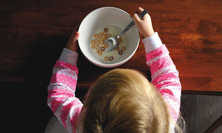 5 great benefits of eating healthy cereal for kids