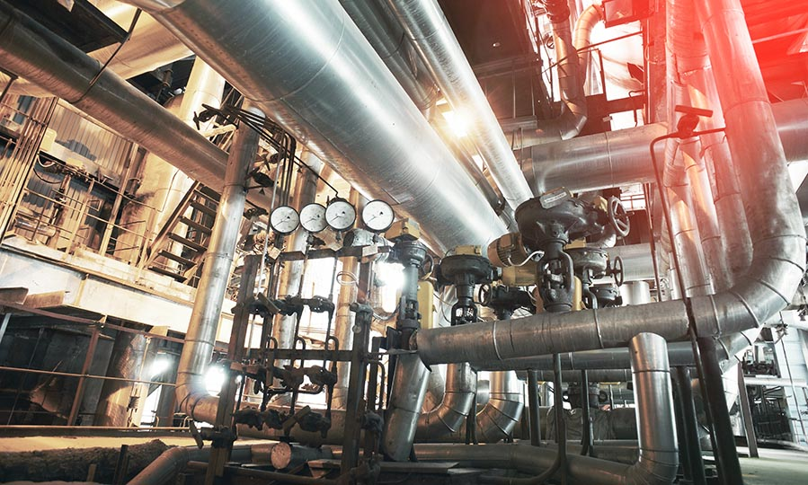 Process heating and glycol heaters